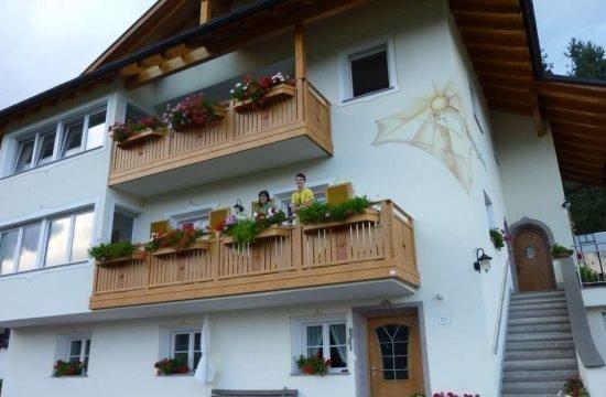 Alubalkone aus Südtirol