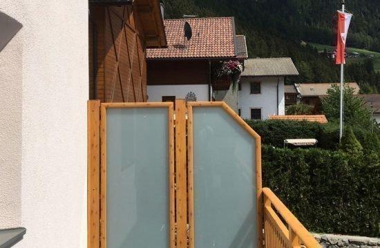 Windschutz & Sichtschutz Südtirol